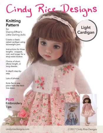 LD light cardigan pattern p1
