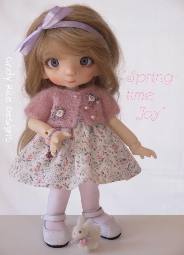 springtime joy 734