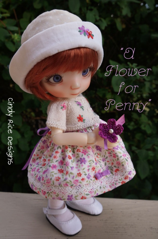 a flower for penny 345