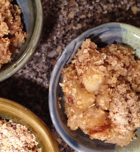 apple crumble 3618