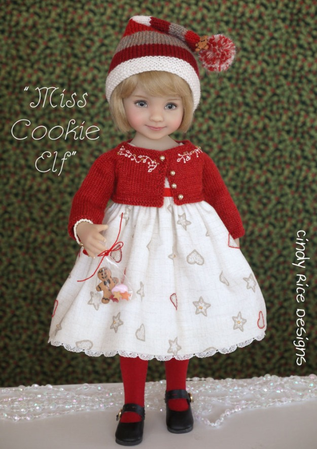 miss cookie elf 902