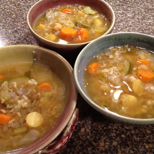vegetable soup 3617