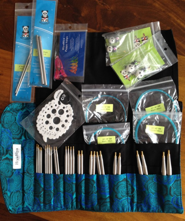 knitting needles 3709