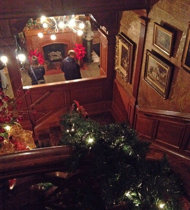 pabst mansion staircase 3645