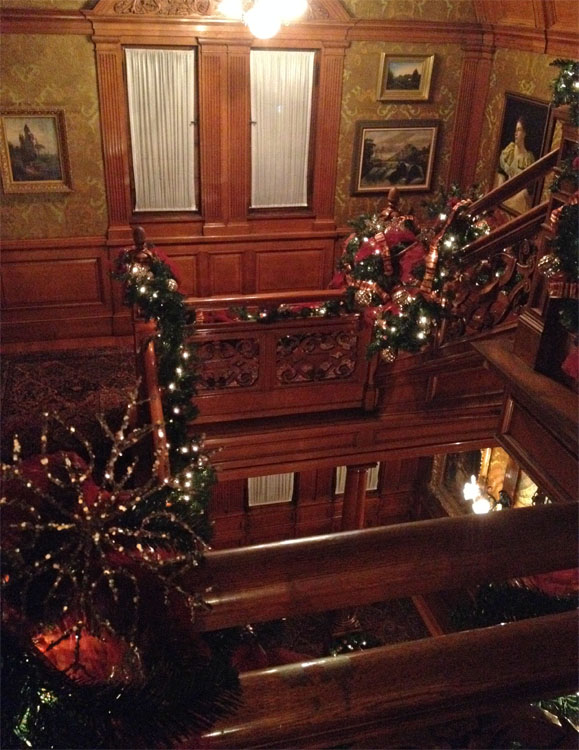 pabst mansion staircase 3693