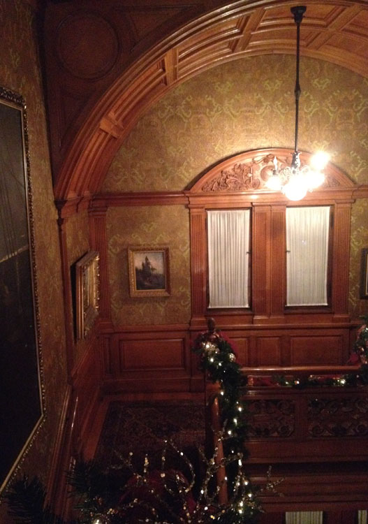 pabst mansion staircase 3694