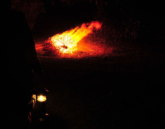 solstice burning tree 0612