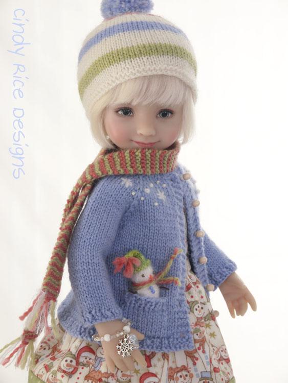 my little snow baby 807