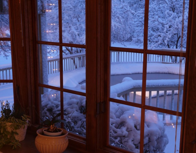snow out window 533