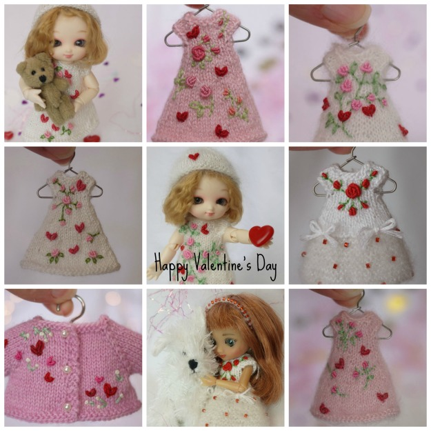 Happy Valentine's Day collage2