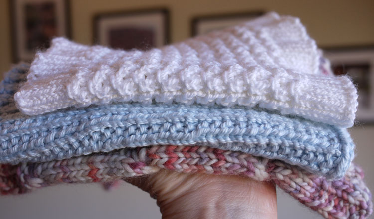 stack of cowls 643