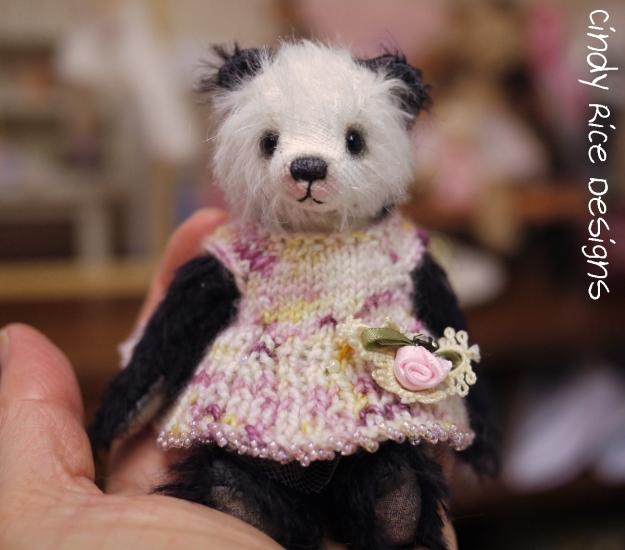 warm heart bears magnolia panda 548
