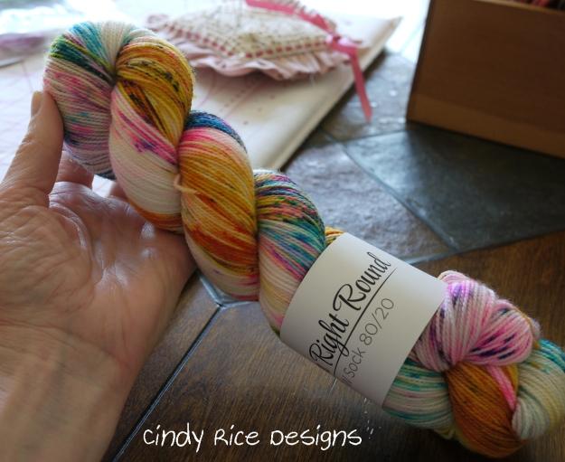 yarn for socks 620