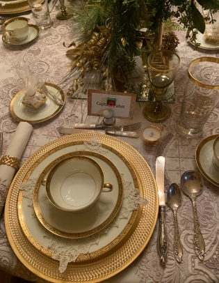 2019 christmas pabst mansion table setting 4973