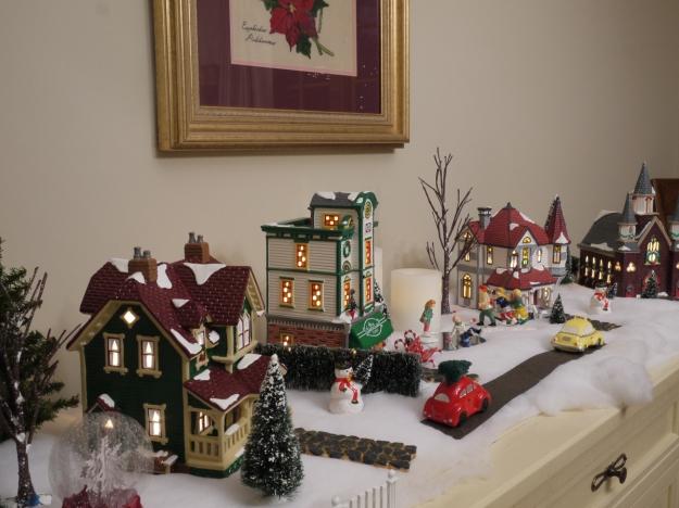 2019 snow village 295