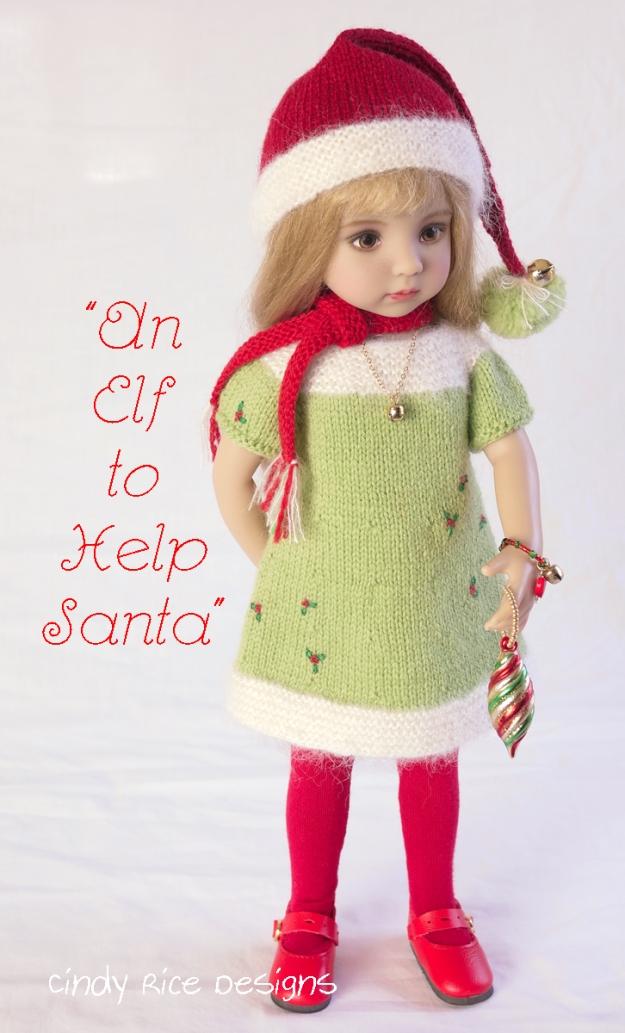 an elf to help santa 208