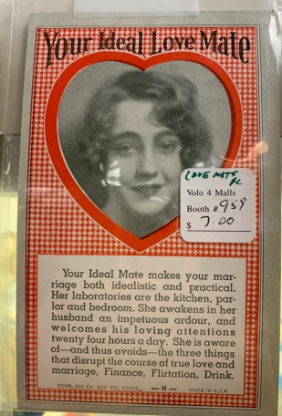 ideal love mate vintage 5048