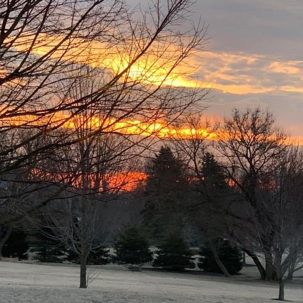 2020 sunrise late winter 5364