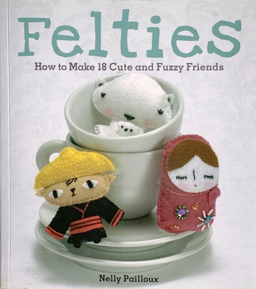 book felties 5421