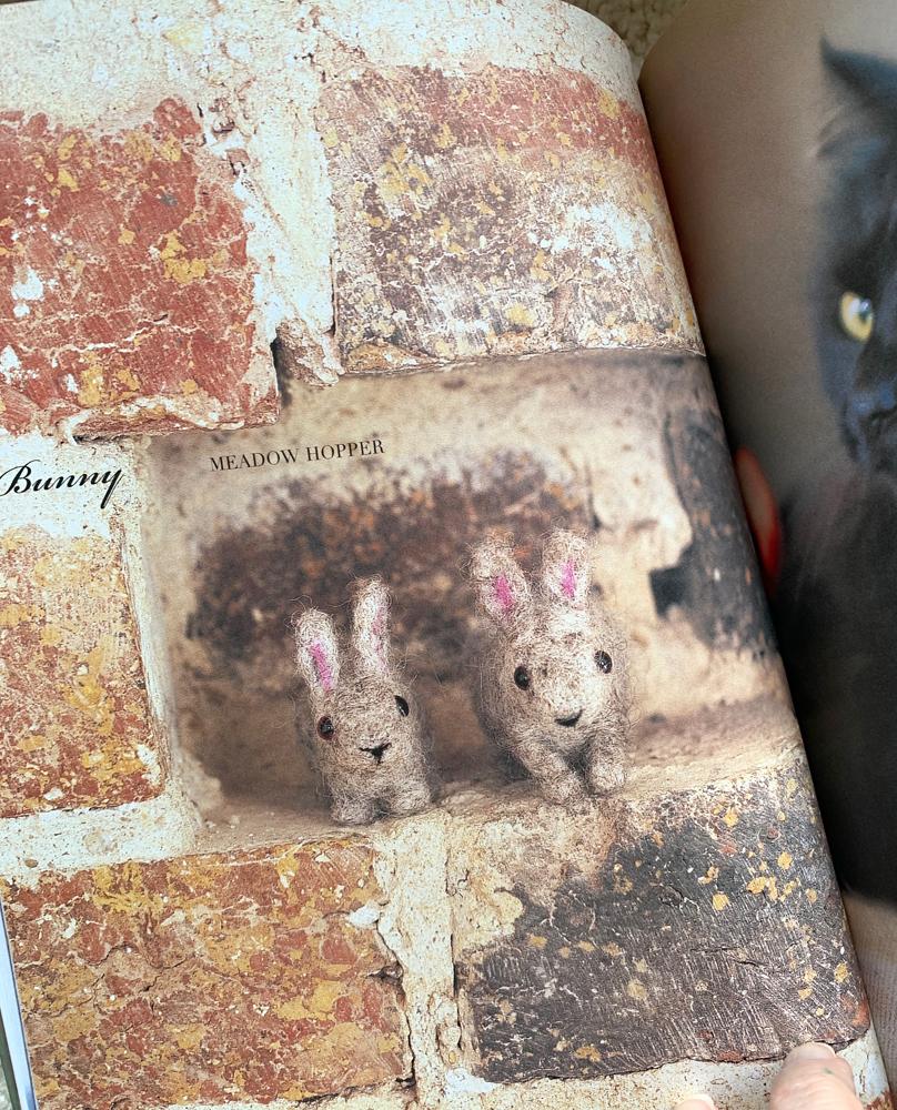book little felt animals 5440