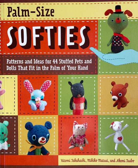 book palm size softies 5451