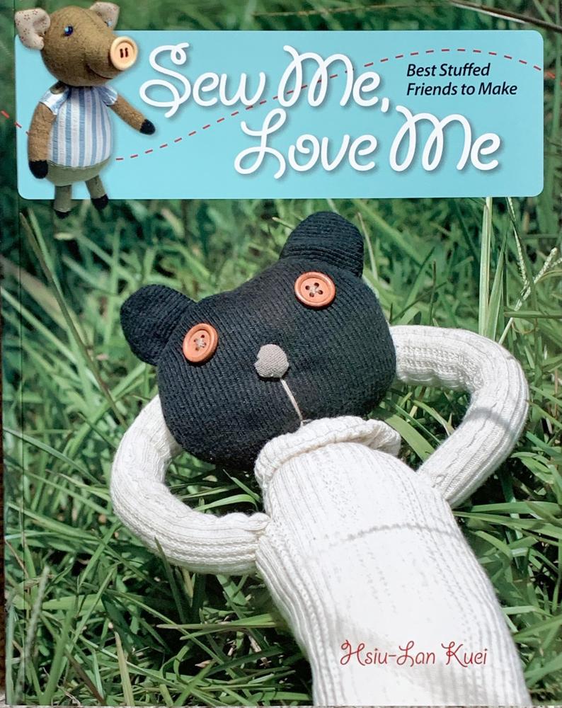 book sew me, love me 5431