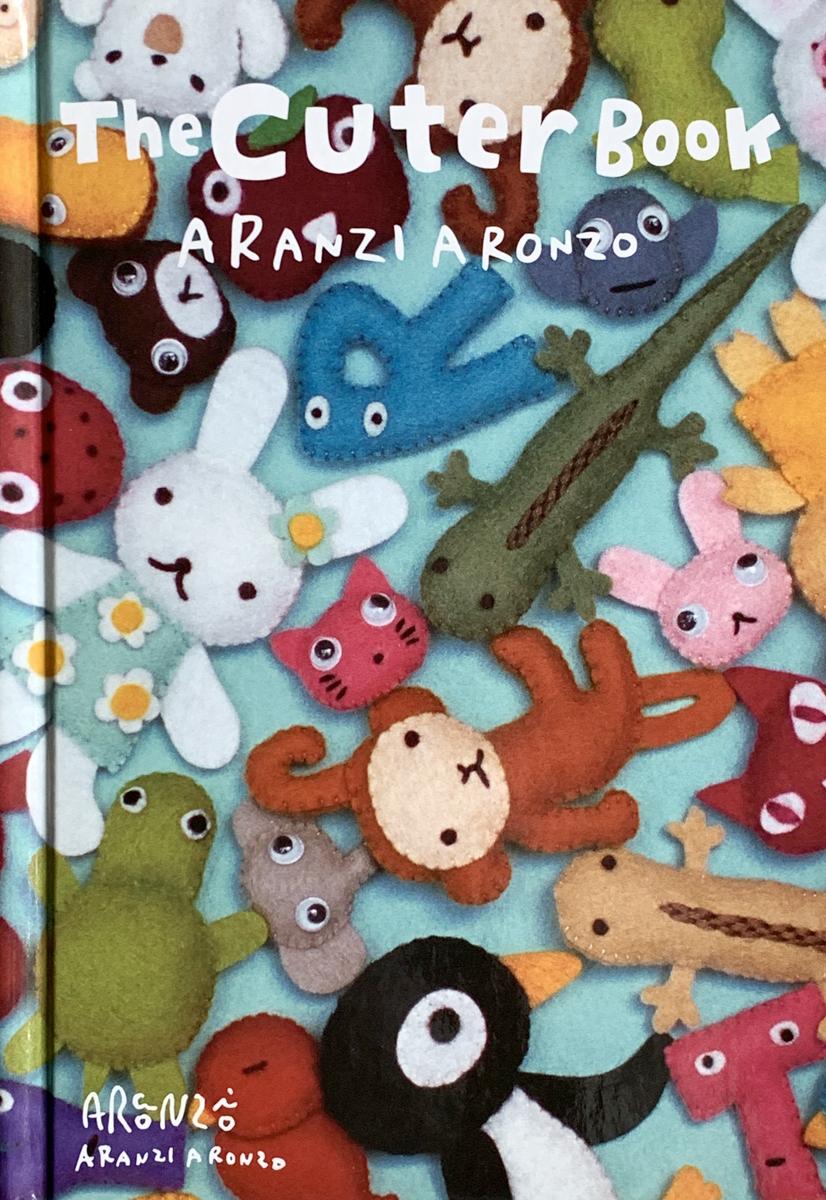 book the cuter book 5422