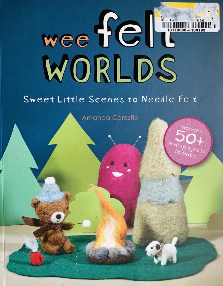 book wee felt worlds 5442