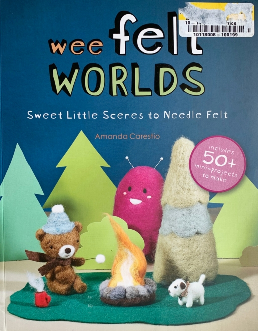 book wee felt worlds 5442
