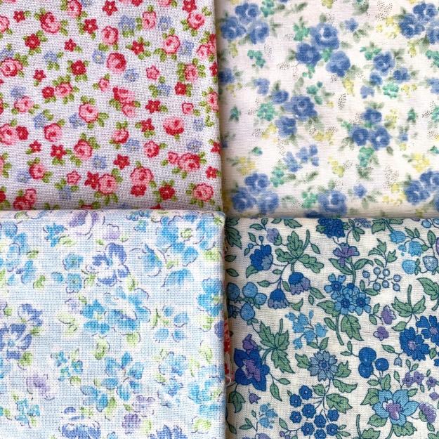 blue fabric 5902